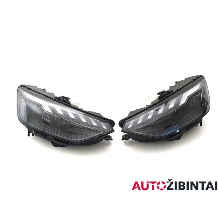 AUDI A5 Sportback (F5A) Žibintų komplektas (8W0941035M)