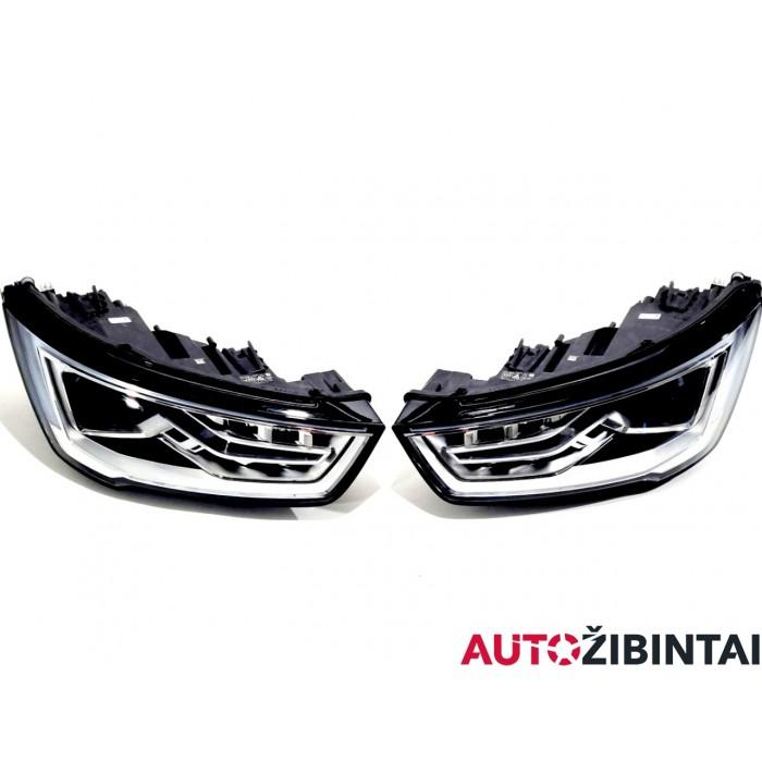 AUDI A1 Sportback (8XA, 8XF) Priekinių žibintų komplektas (8XA941006)