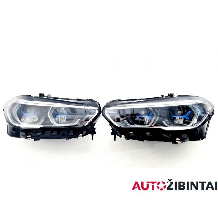 BMW X5 (G05) Priekinių žibintų komplektas (793334001)