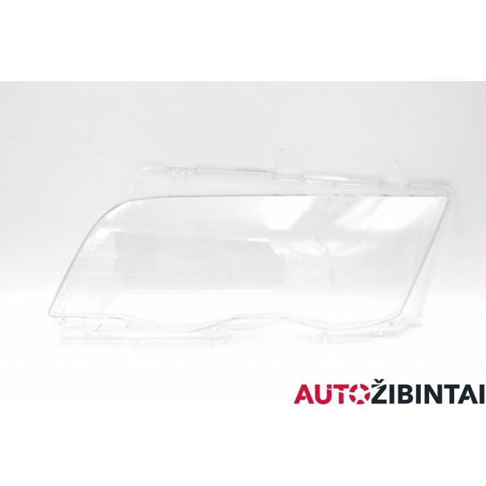 BMW 3 (E46) Priekinio žibinto stiklas (63126910975)