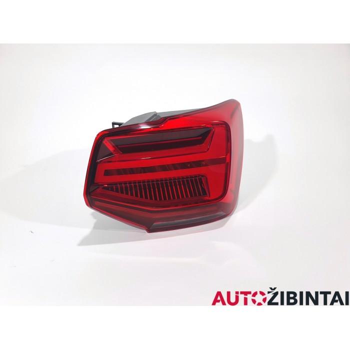 AUDI Q2 (GAB) Audi Q2 2016 dešinės p. galinis žibintas (81A945092)