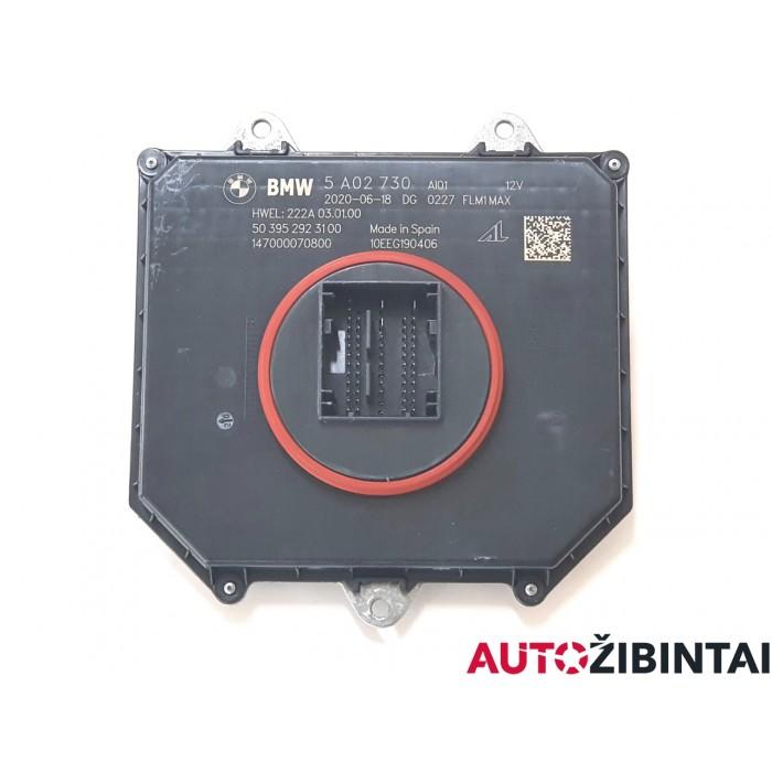 BMW 5 (G30, F90) Žibintų valdymo blokas (8491414)