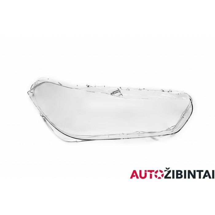 BMW X2 (F39) Priekinio halogeninio žibinto stiklas (63117420434)