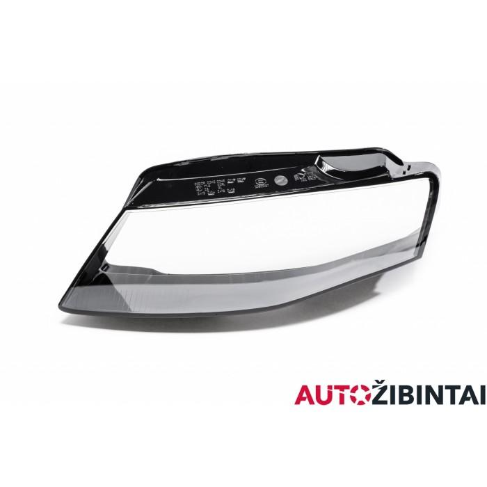 AUDI A4 (8K2, B8) Priekinio žibinto stiklas (8K0941029C)