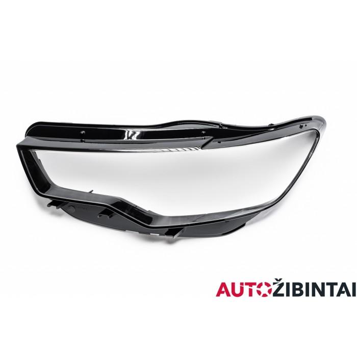 AUDI A6 (4G2, 4GC, C7) Priekinio žibinto stiklas (4GD941005A)