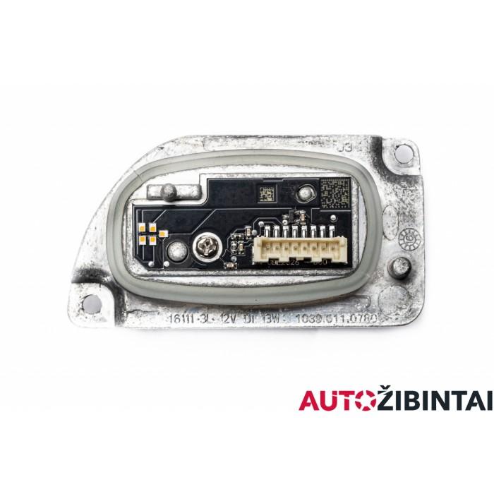BMW 5 Touring (G31) LED žibintų valdymo blokas (63117214941)