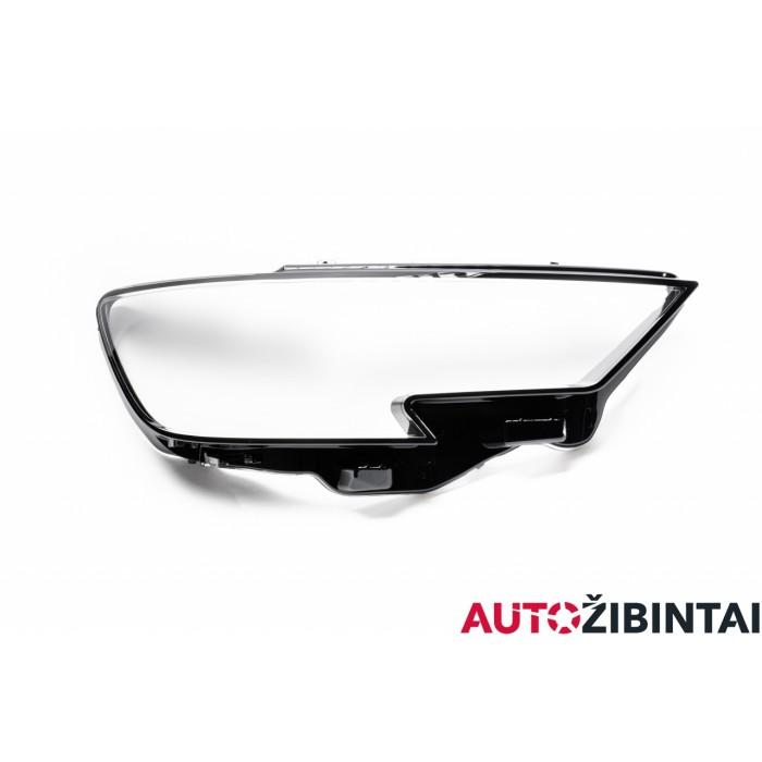 AUDI A3 (8V1, 8VK) Priekinio žibinto stiklas (8V0941044E)