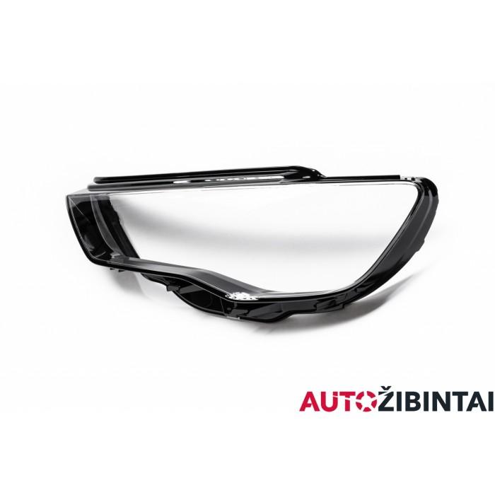 AUDI A3 (8V1, 8VK) Priekinio žibinto stiklas (8V0941003A)