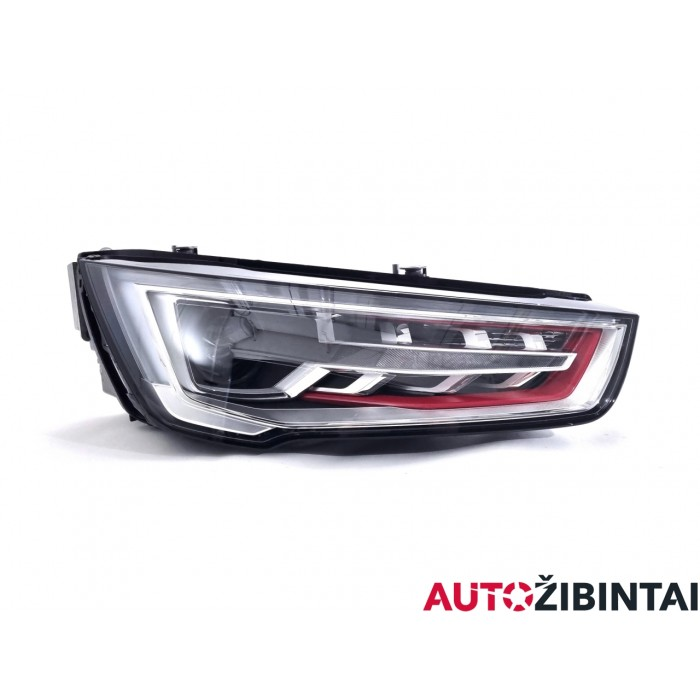 AUDI A1 Sportback (8XA, 8XF) Priekinis žibintas (8XA941006B)