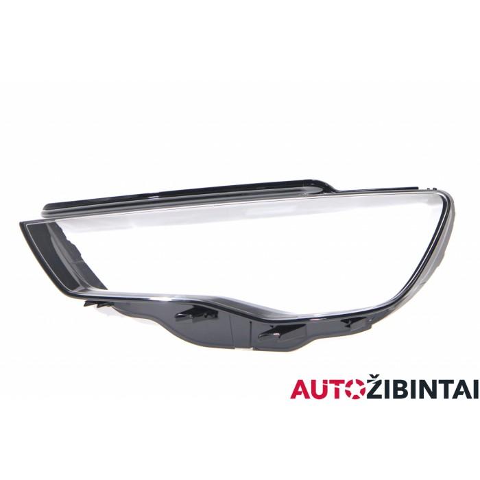 AUDI A3 (8V1, 8VK) Priekinio žibinto stiklas (L8VD941005D)