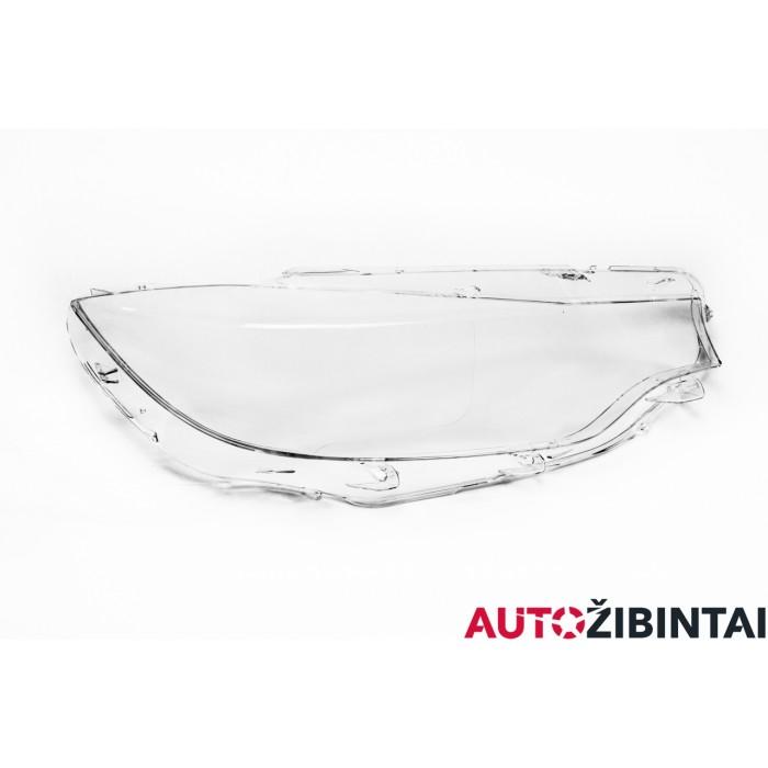 BMW 4 Coupe (F32, F82) Priekinio LED žibinto stiklas (63117478154)
