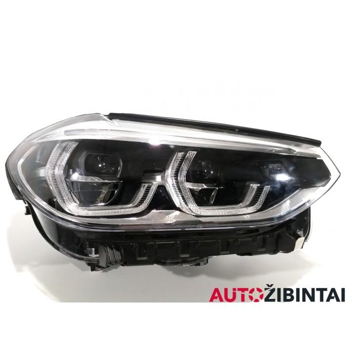 BMW X3 (G01) Priekinis žibintas (8739654-01)