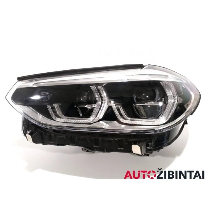 BMW X4 (G02) Priekinis žibintas (8739654-01)