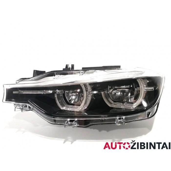 BMW 3 (F30, F80) Priekinis žibintas (8492474-01)