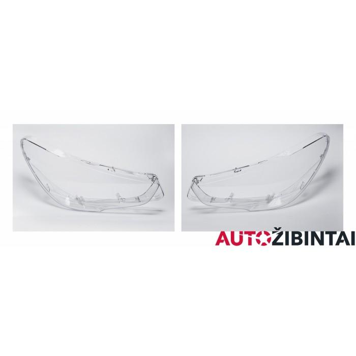 BMW 5 Gran Turismo (F07) Priekinių žibintų stiklai (7262724-09)
