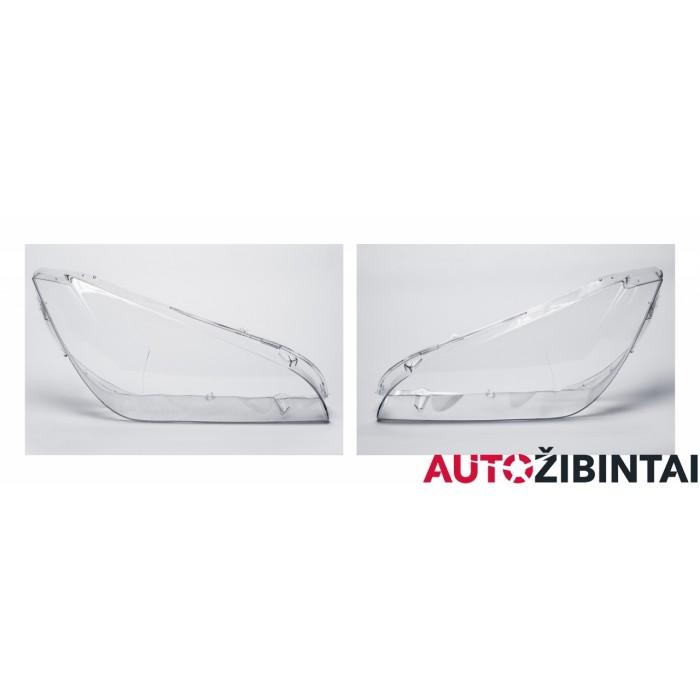 BMW X1 (E84) Priekinių žibintų stiklai (63117290262)
